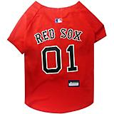MLB Boston Red Sox Dog Jersey