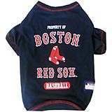 MLB Boston Red Sox Dog Tee Shirt