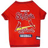 MLB St. Louis Cardinals Dog Tee Shirt