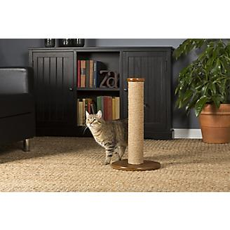 Kitty Power Paws Round Cat Scratching Post