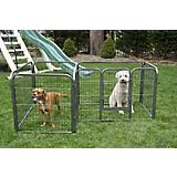 Iconic Pet Double Divided Pet Exercise Pen