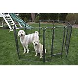Iconic Pet Heavy Duty Tube Pet Exercise Pen 24in