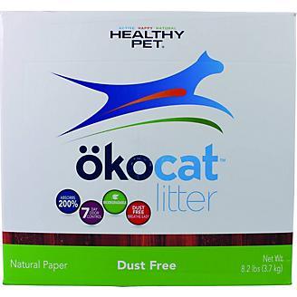 Okocat Dust-Free Natural Paper Cat Litter