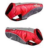 Helios Altitude Waterproof Dog Coat LG Red/Gray