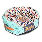 Touchdog Chirpin Avery Designer Dog Bed LG