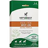 Vets Best Natural Flea/Tick Dog Spot-On