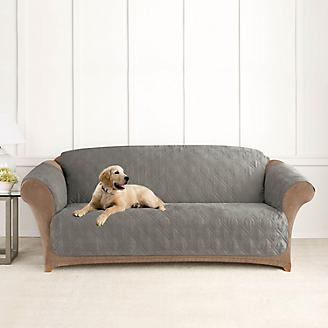 Sure Fit Microfiber Sofa Slipcover