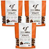 Dogswell Vitality Meatballs Dog Treat