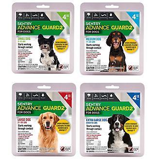 Advance Guard2 Dog Flea Spot-On 4 Month