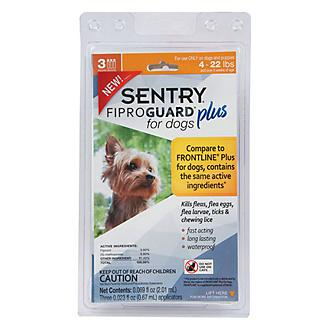 FiproGuard Plus for Dogs 3 Month Supply