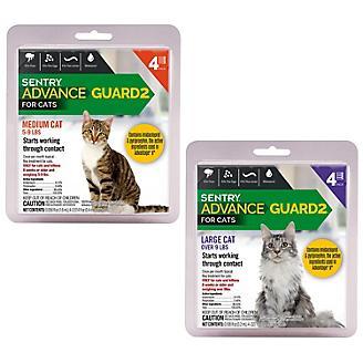 Advance Guard2 Cat Flea/Tick Spot-On 4mo