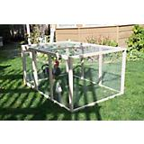 New Age Pet Urban Farm Jumbo Fontana Chicken Pen