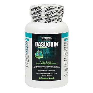 Dasuquin Chewable Tablets for Small/Med Dogs