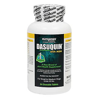 Dasuquin MSM Chewable Tablets Small/Med Dogs
