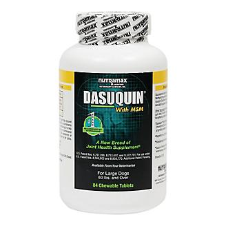 Dasuquin MSM Chewable Tablets for Large Dogs