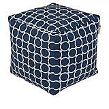 Jax and Bones Harbor Outdoor Pouf Ottoman