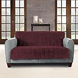 Sure Fit Faux Fur Loveseat Throw