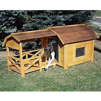 The Barn-Large Dog House