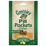 Greenies Cat Pill Pockets  1.6oz