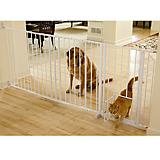 Extra Tall Maxi Gate w/ Pet Door