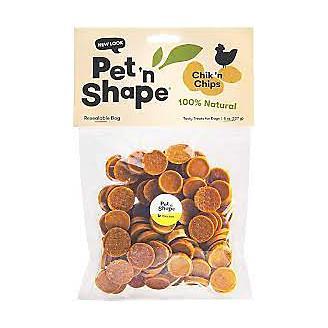 Pet n Shape Chik n Chips Dog Treat