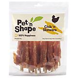 Pet n Shape Chik n Skewers Dog Treat