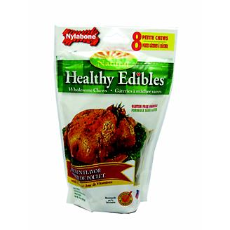 Nylabone Healthy Edible Chicken Dog Chew
