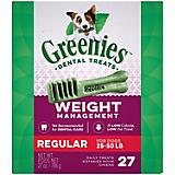 Greenies Weight Management Dental Chew Regular