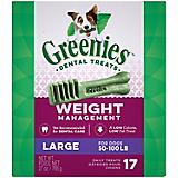 Greenies Weight Management Dental Chew - Large