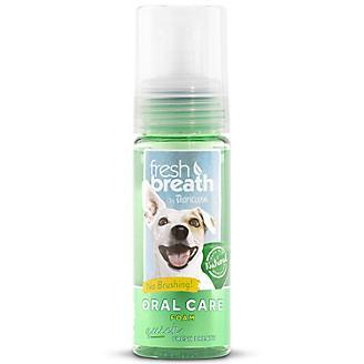 Tropiclean Fresh Breath Foaming Breath Fresher