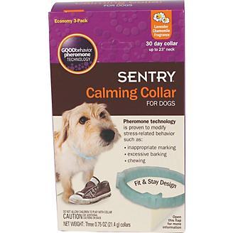 Sentry HC Good Behavior Pheromone Dog Collar