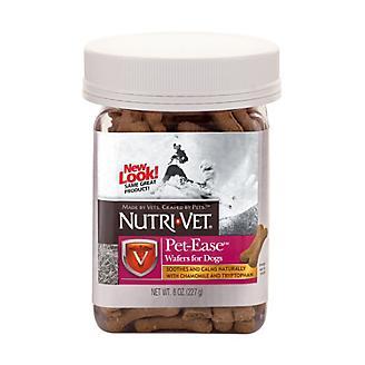 Nutri-Vet Pet-Ease Wafers