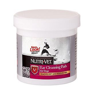Nutri-Vet Ear Cleaning Medicated Pads