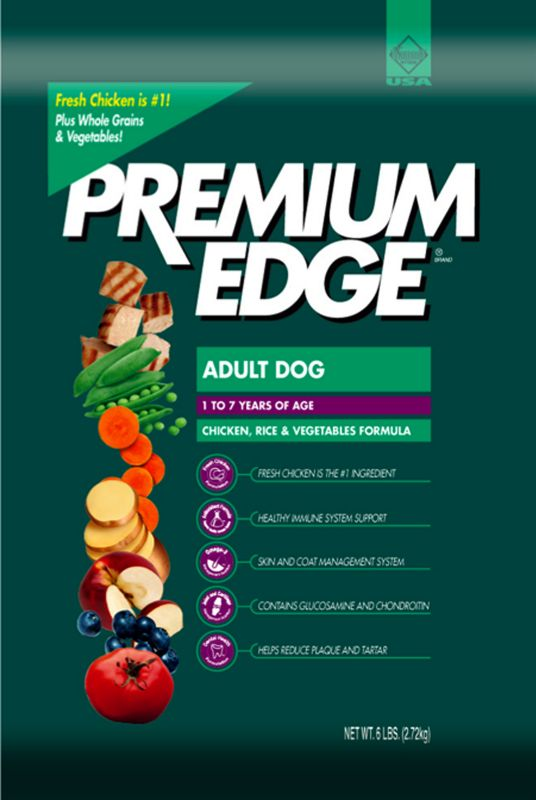 Premium Edge Chicken Adult Dry Dog Food 35lb