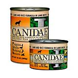 Canidae Lamb and Rice Canned Dog Food Case