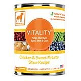 Dogswell Vitality Canned Dog Food Case