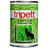 Tripett Green Tripe Original Canned Dog Food Case