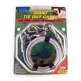 Titan Giant Cable Dog Tie Out