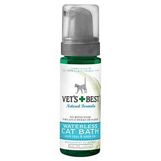 Vets Best Waterless Cat Bath