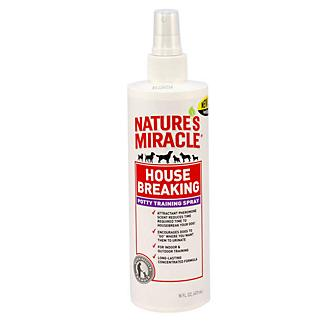 Natures Miracle House-Breaking Go Here Spray
