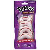 Dingo Ringo Rawhide Dog Treat