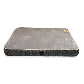 KH Mfg Superior Orthopedic Gray Dog Bed