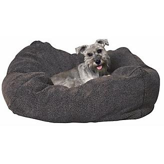 KH Mfg Cuddle Cube Gray Dog Bed