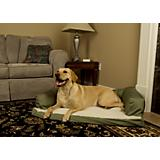 Quiet Time Bolster Orthopedic Pet Sofa