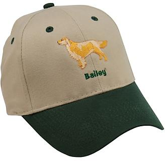 Breed Embroidered Two Tone Hat