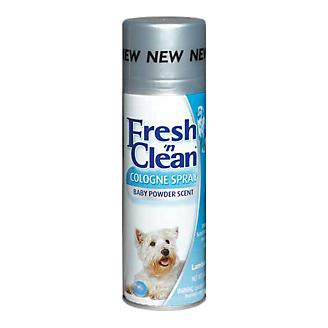 Fresh N Clean Baby Powder Pet Cologne