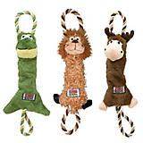 KONG Tugger Knot Dog Toy