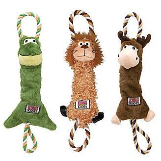 KONG Tugger Knot Dog Toy