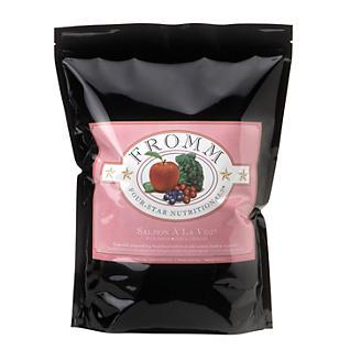 Fromm 4-Star Salmon A La Veg Dry Dog Food