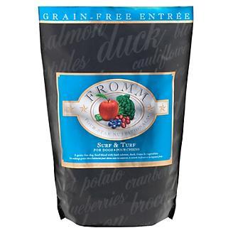 Fromm 4-Star Grain Free Surf/Turf Dog Food